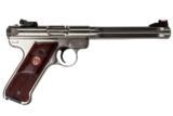 RUGER MARK III HUNTER 22 LR USED GUN INV 192312