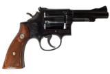 SMITH & WESSON 15-3 38 SPL USED GUN INV 192412