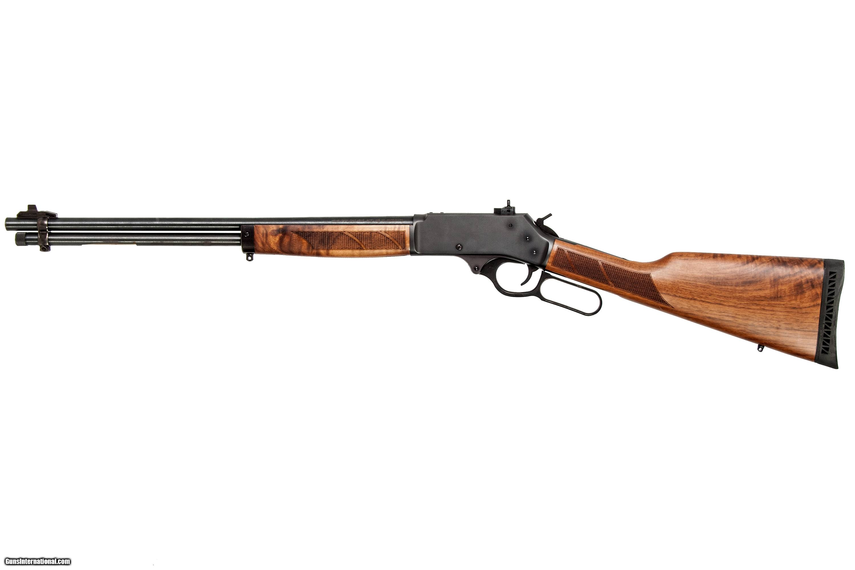 Lever Arm Of Saw : Henry repeating arms lever rifle win used gun inv