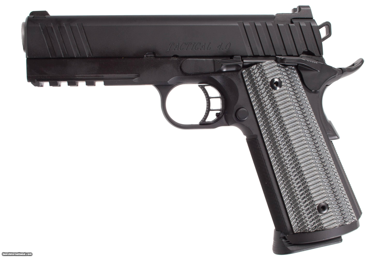 STI 1911 Tactical SS 4.0 45ACP INV 190774