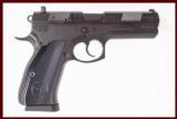 CZ USA 97 BD 45 ACP USED GUN INV 202517