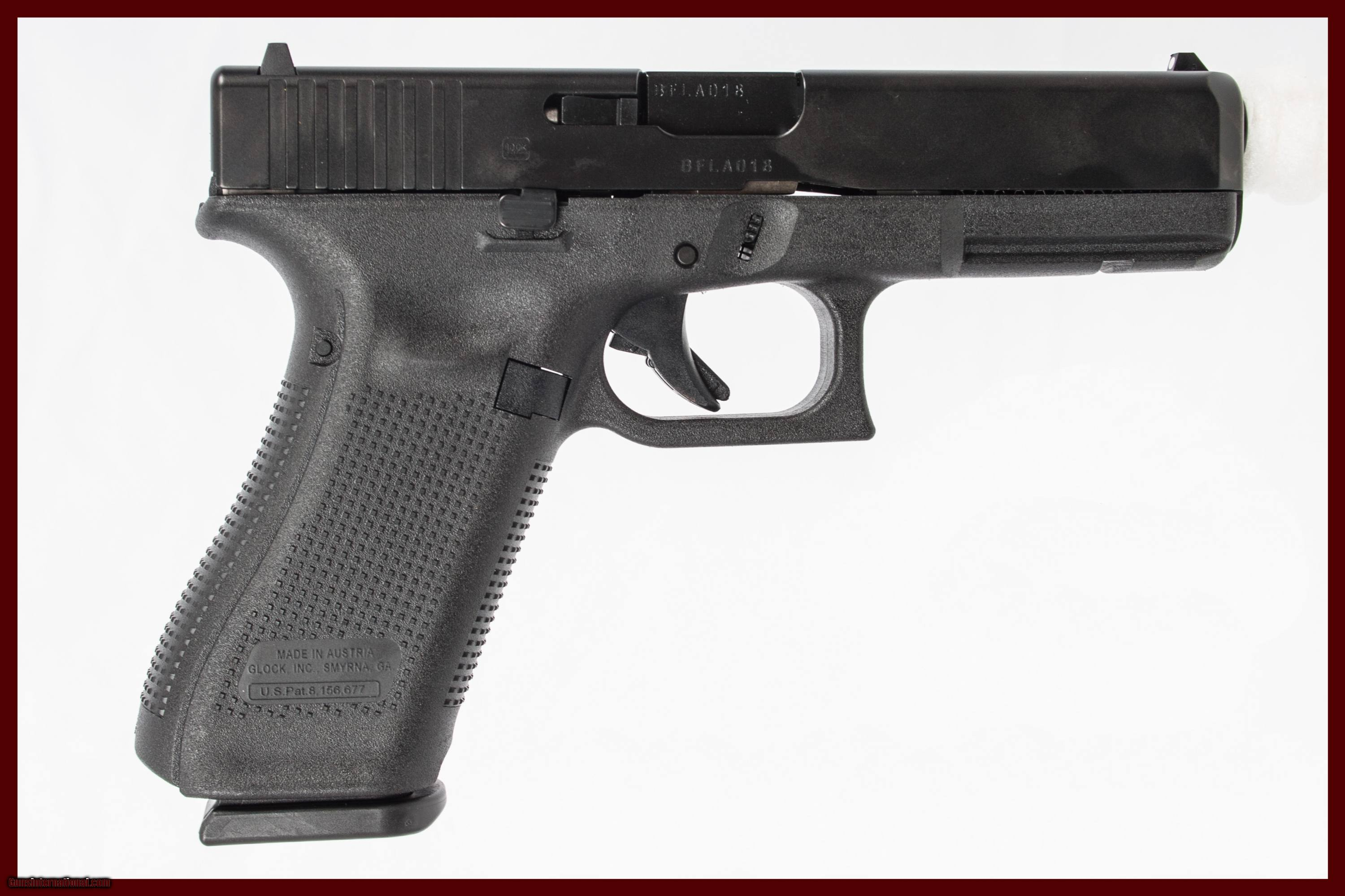 GLOCK 17 GEN 5 9 MM NEW GUN INV 200315 for sale