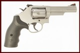 SMITH AND WESSON 66 357MAG USED GUN INV 211662