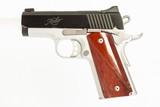 KIMBER ULTRA CARRY II 45ACP USED GUN INV 211661 - 2 of 2