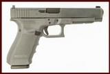 GLOCK 41 GEN4 GREY 45ACP USED GUN INV 211794