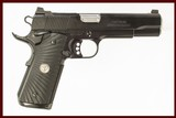 WILSON COMBAT TACTICAL SUPERGRADE 45ACP USED GUN INV 196928