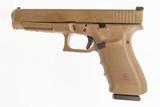 GLOCK 41 GEN4 FDE 45ACP USED GUN INV 211792 - 2 of 2
