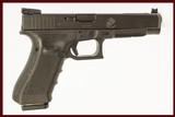 GLOCK 34 GEN4 9MM USED GUN INV 213885