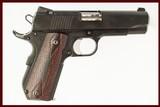 DAN WESSON GUARDIAN 9MM USED GUN INV 211063