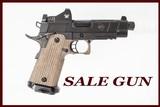 STI 2011 COSTA HOST 45ACP NEW GUN INV 198464