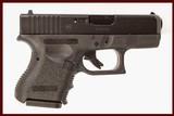 GLOCK 27 GEN 3 USED GUN INV 214399 - 1 of 5