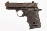 SIG SAUER P938 USED GUN INV 214336 - 7 of 7