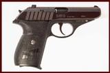 SIG SAUER P232 380 ACP USED GUN INV 214482