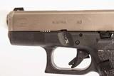 GLOCK 27 GEN 4 2-TONE 40 S&W USED GUN INV 214308 - 4 of 8