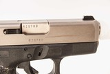 GLOCK 27 GEN 4 2-TONE 40 S&W USED GUN INV 214308 - 3 of 8