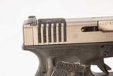 GLOCK 27 GEN 4 2-TONE 40 S&W USED GUN INV 214308 - 2 of 8