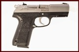 RUGER P95 9MM USED GUN INV 210620