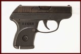 RUGER LCP 380 ACP USED GUN INV 214565