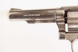 SMITH & WESSON 64-3 38 SPL USED GUN INV 214727 - 4 of 6
