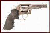 SMITH & WESSON 64-3 38 SPL USED GUN INV 214727