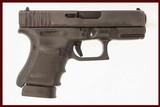GLOCK 30 GEN 4 45 ACP USED GUN INV 214767