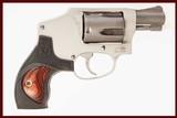 SMITH & WESSON 642-1 .38 SPL USED GUN INV 214765