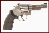 SMITH & WESSON 66-6 .357 MAG USED GUN INV 214770