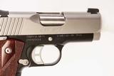 KIMBER ULTRA CDP II 45 ACP USED GUN INV 214739 - 3 of 6
