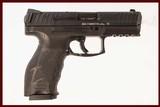 HK VP9 9MM USED GUN INV 214732