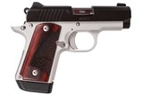 KIMBER MICRO-9 9MM USED GUN INV 214779