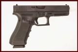 GLOCK 22 GEN 4 40 S&W USED GUN INV 214736