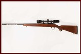 RUGER 77/22 17 HMR USED GUN INV 206861