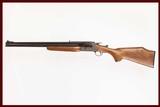 SAVAGE 24V SERIES D .222 REM/20 GA USED GUN INV 214597
