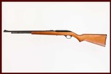 MARLIN MODEL 60 SAFETY ETHICS SPORTSMAN .22 LR USED GUN INV 214585