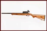RUGER 10/22 TARGET 22 LR USED GUN INV 214746