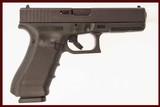 GLOCK 17 9MM USED GUN INV 214391