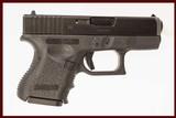 GLOCK 27 GEN 3 40 S&W USED GUN INV 214820
