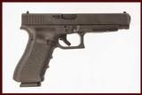 GLOCK 35 GEN 3 40 S&W USED GUN INV 214676