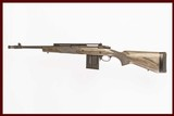 RUGER GUNSITE SCOUT 308 WIN USED GUN INV 214857
