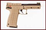 KEL-TEX PMR-30 22 WMR USED GUN INV 214098