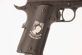 SIG SAUER 1911 POW-MIA 45 ACP USED GUN INV 209417 - 3 of 6