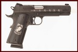 SIG SAUER 1911 POW-MIA 45 ACP USED GUN INV 209417 - 1 of 6