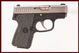 KAHR CW380 380 ACP USED GUN INV 214987