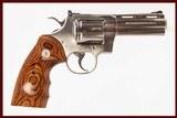 COLT PYTHON ELITE 357 MAG USED GUN INV 215102