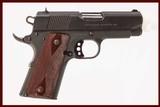 COLT 1911 MK-IV SERIES 80 45 ACP USED GUN INV 215190