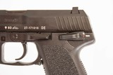H&K USP COMPACT 9MM USED GUN INV 215429 - 5 of 6