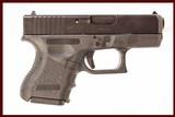 GLOCK 27 GEN 3 40 S&W USED GUN INV 215416 - 1 of 7