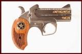 BOND ARMS TEXAS RANGERS MODEL 45 LC/410 GA USED GUN INV 209189