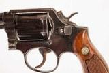 SMITH & WESSON 10-5 38 SPL USED GUN INV 215744 - 4 of 6