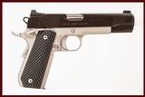 KIMBER SUPER CARRY CUSTOM 1911 45 ACP USED GUN INV 215851
